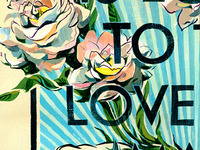 To Love - for HelpInk