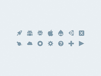Documentation Icons