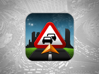 Real-time traffic purchase icon