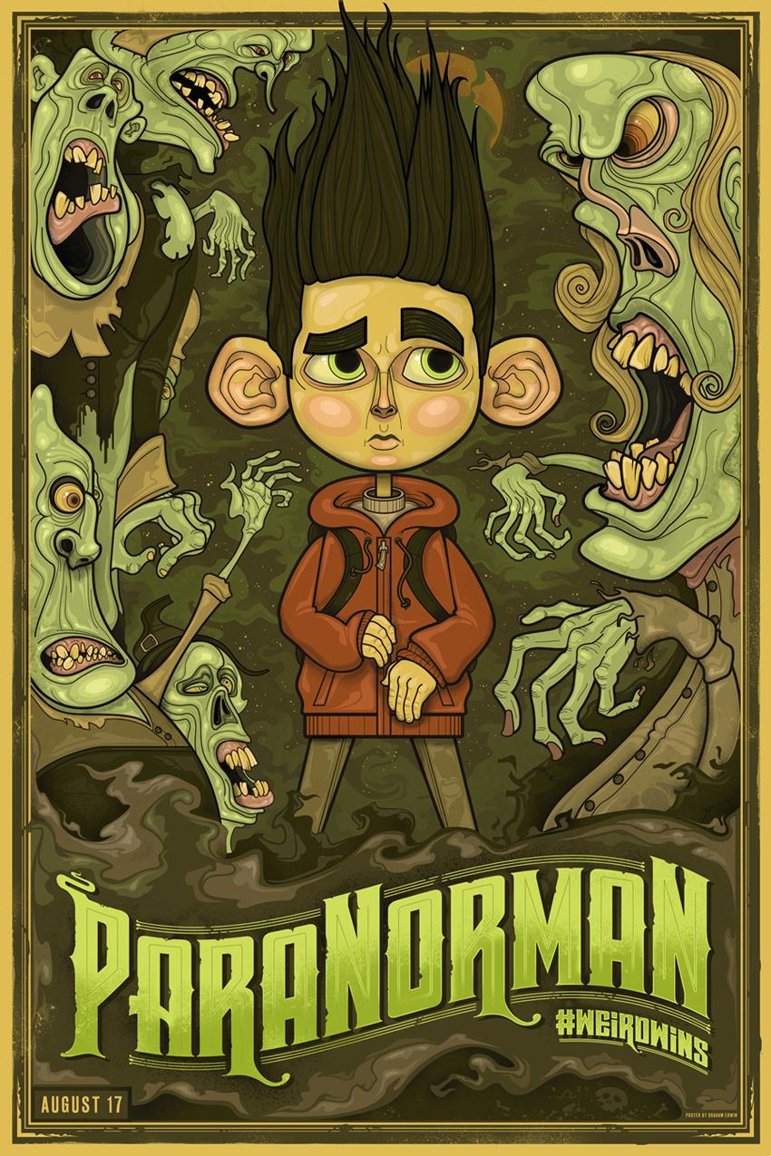 پوستر فیلم پارانورمن