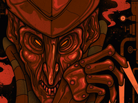 Nightmare On Elm Street for Mondo