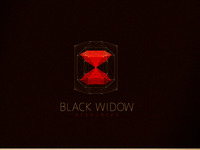 Black Widow Final Logo
