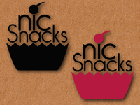 Nic Snacks Branding project