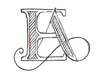 Original Monogram Sketch