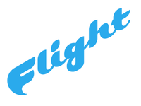 Flight wordmark