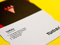 Tuatara Business Card