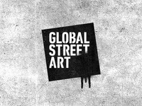 Global Street Art (Main logo)