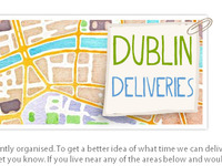 Dublin Deliveries