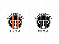 Hillsborough Bicycle Identity (unused)