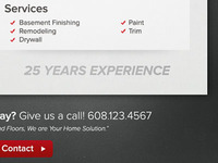 Home Solutions Website
