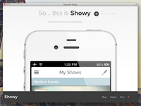 Showy hits App Store