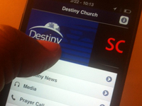 Destiny Church Mobile App