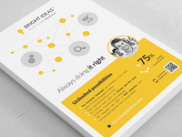 Clean Minimal Multipurpose Flyer