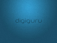 Digiguru Text Logo