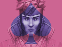 X-Men Tribute: Gambit