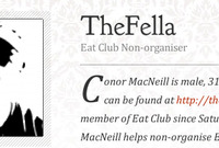 Eat Club User Profile Intro