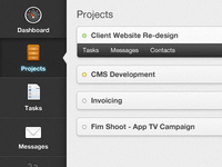 Project Management Webapp