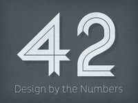 Design by the Numbers