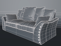 Sofa Wire Renderpimp