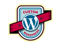 Wordpress Badge (WIP)