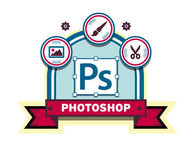 Photoshop Badge