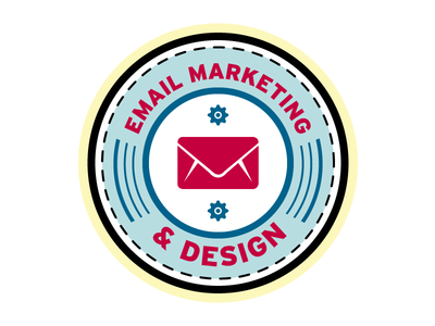 Email Marketing Badge