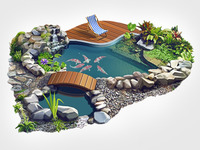 Artificial Pond
