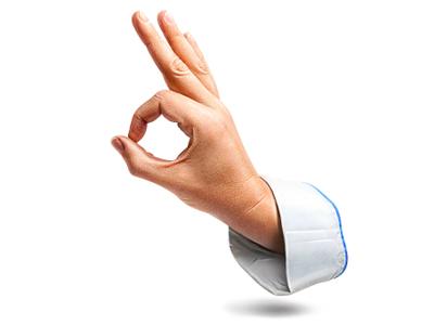Những hành vi giao tiếp từ bàn tay - 3