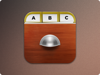 Dir app icon - iOS