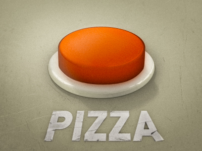 Pizza-button