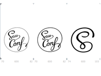 SassConf logo variations (working draft)