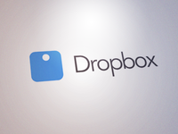 Playing with the Dropbox brand