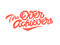 Logo: The Overachievers