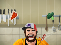 Epic Meal Time Game