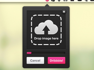Upload_dribbble