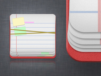Notebook Icon App