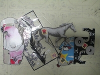 Mail Art to PJC (Kansas City to Brooklyn / Jan. 2013)