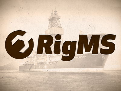 Oil Rig Management App Logo