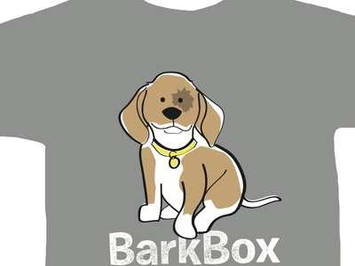 Barkbox new t-shirt