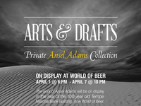 Arts & Drafts poster