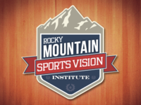 Rocky Mountain Sports Vision Institute Logo