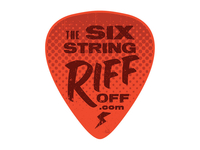 The Six String Riff Off