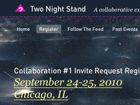 Two Night Stand Site Sneak