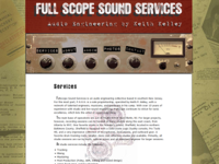 Full Scope Audio Dribbble
