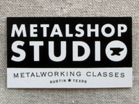 Metalshop Studio Cards