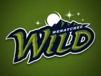 Wenatchee Wild Word Mark Concept