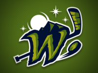 Wenatchee Wild Shoulder Patch Concept