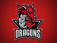 Bakersfield Dragons Main Logo