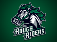 Cedar Rapids RoughRiders Main Logo