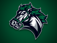 Cedar Rapids RoughRiders Secondary Logo